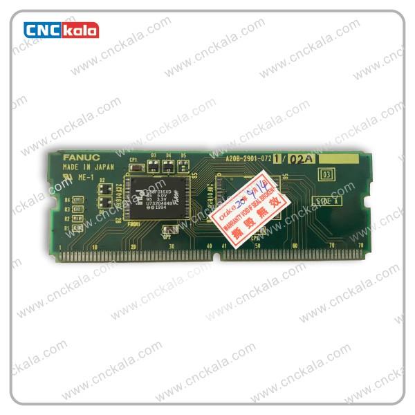 ماژول Flash Rom سیستم FANUC مدل A20B-2901-0721