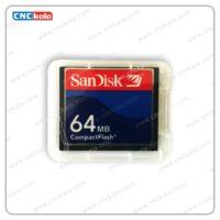 کارت حافظه CF (64 مگابایت)